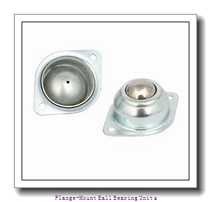 Sealmaster SFT-16 HI Flange-Mount Ball Bearing Units