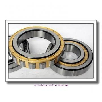 90 mm x 225 mm x 54 mm  FAG NU418-M1 Cylindrical Roller Bearings