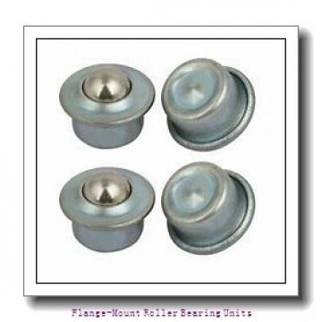 1-1/2 in x 4.5625 in x 8.0000 in  Cooper 01BCF108EX Flange-Mount Roller Bearing Units