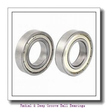 MRC 8605 Radial & Deep Groove Ball Bearings
