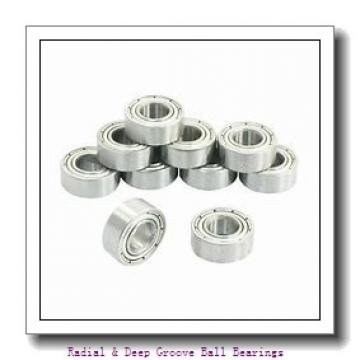 MRC 408M Radial & Deep Groove Ball Bearings