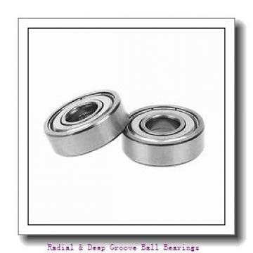 MRC 208MG Radial & Deep Groove Ball Bearings