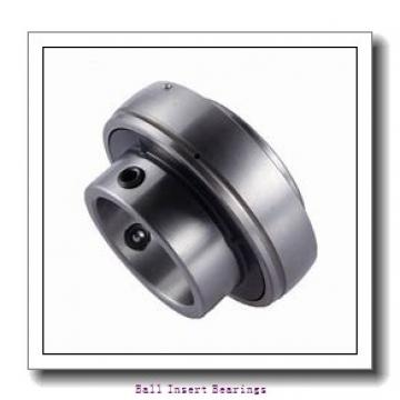 PEER UC207-22 Ball Insert Bearings