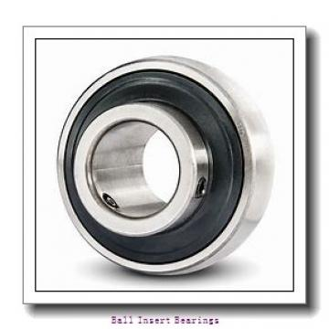 PEER FH205-16G Ball Insert Bearings