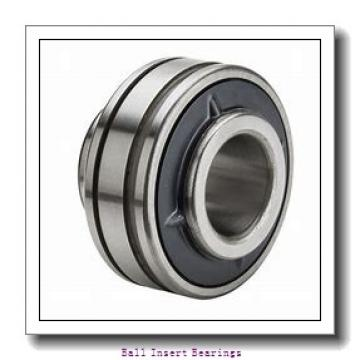 PEER FH207-21G Ball Insert Bearings