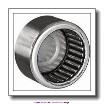 1-5/16 in x 1-5/8 in x 1/2 in  Koyo NRB B-218 Drawn Cup Needle Roller Bearings