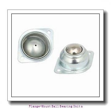 1.5000 in x 101.5 mm x 130 mm  SKF F4B 108-FM Flange-Mount Ball Bearing Units