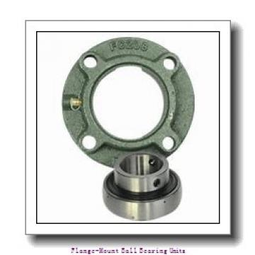 Sealmaster SFMH-35 Flange-Mount Ball Bearing Units