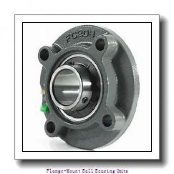 Sealmaster SF-27 W Flange-Mount Ball Bearing Units