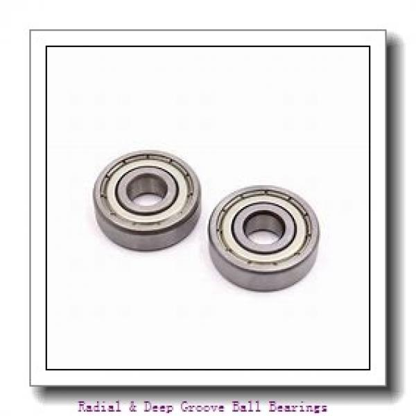MRC 105KSFF Radial & Deep Groove Ball Bearings #1 image