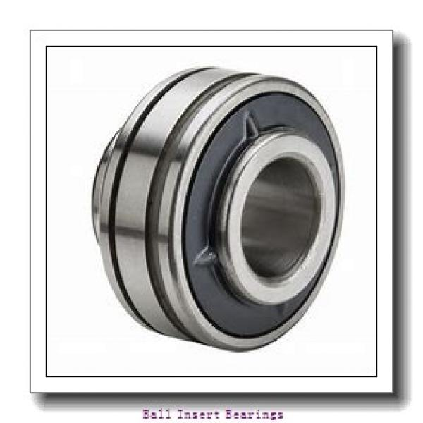 PEER FH207-20 Ball Insert Bearings #2 image