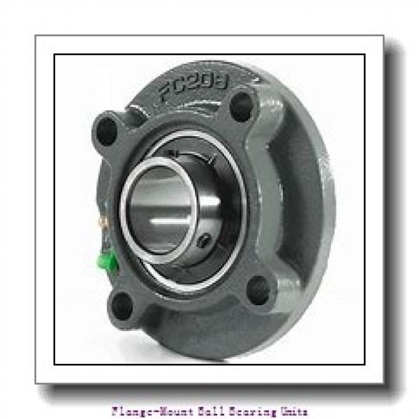 Sealmaster SF-27 DRT Flange-Mount Ball Bearing Units #1 image